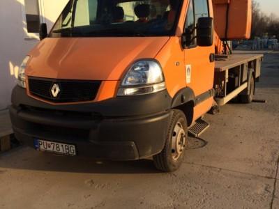 Renault vysokoz. plošina