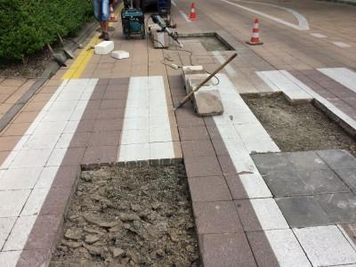 oprava betónovej dlažby