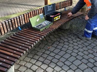 oprava oddychových lavičiek
